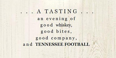 Whiskey Tasting to Benefit Wesley House tickets