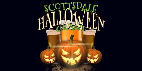 Scottsdale Halloween Crawl in Old Town tickets