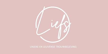 Liefs - Unieke en Leuvense trouwbeleving tickets