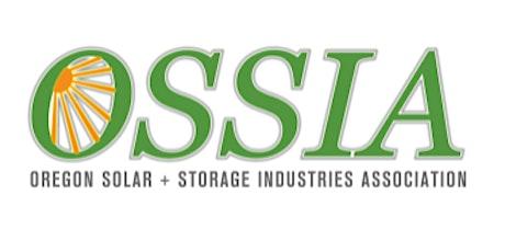Oregon Solar + Storage Conference 2021 tickets
