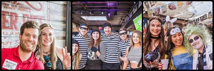 Halloween DAY Crawl in Old Town - Scottsdale image