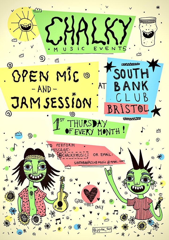 Open Mic Night at SouthBank Club image