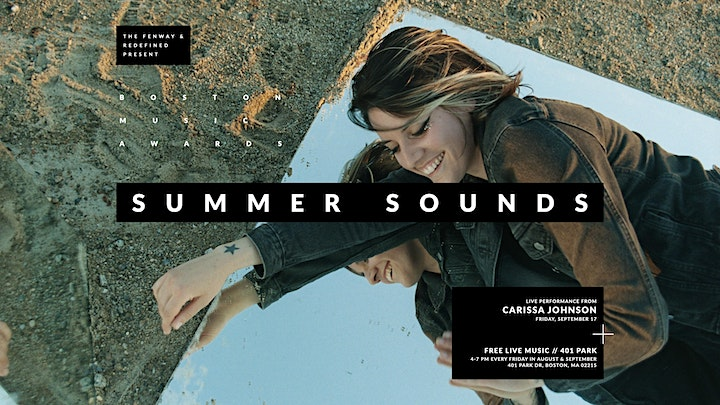 Summer Sounds with Carissa Johnson and Pillbook image