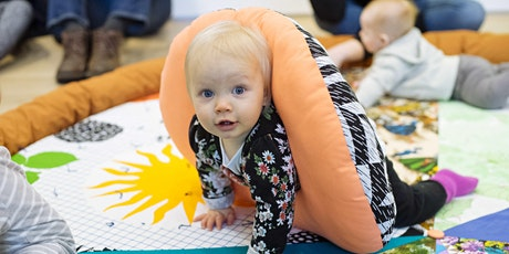 Bring the Baby Tour & Tummy Time tickets