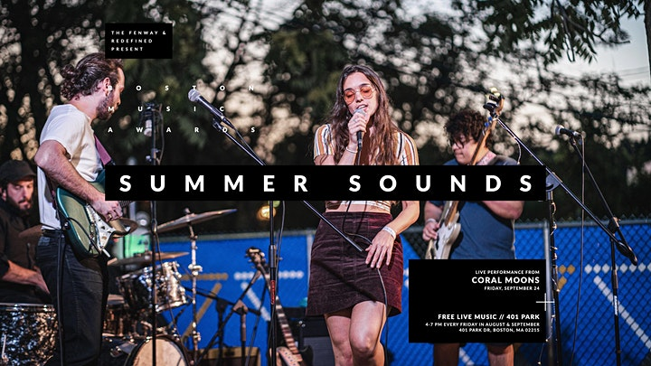 Summer Sounds with Valleyheart and Coral Moons image