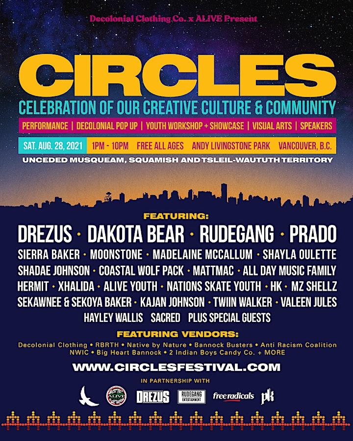 CIRCLES FESTIVAL image