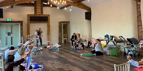 Musical Mama Music Sessions - £7.50 via Bank Transfer (0 - 18 months old tickets