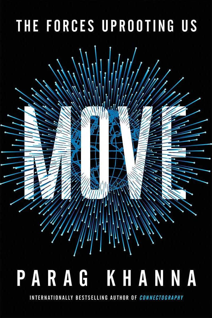 Premier Event - Great Lakes Book Launch - MOVE: The Forces Uprooting Us image