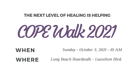 COPE Walk 2021 tickets