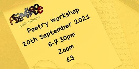 'Self-Expression' Digital Poetry Workshop tickets