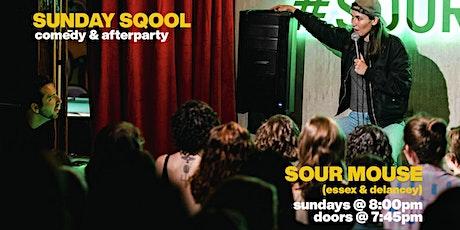 Sunday Sqool Comedy tickets