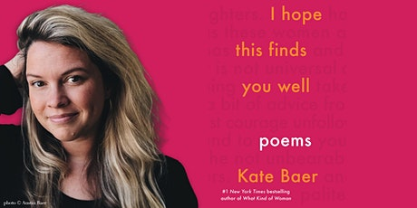 Kate Baer | I Hope This Finds You Well tickets