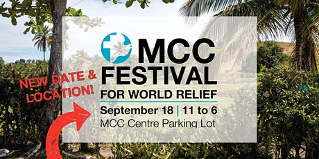MCC Festival for World Relief - 2021 tickets