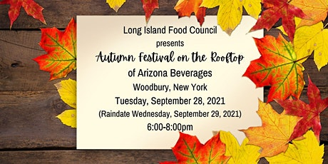 Autumn Festival on the Rooftop tickets