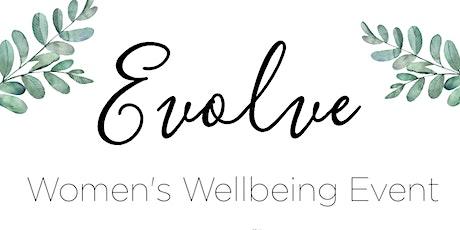 Evolve: Women's Wellbeing Event tickets