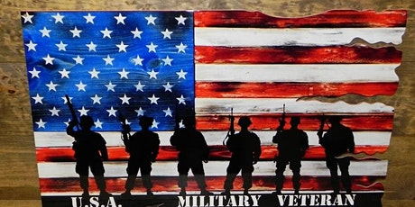 Veterans  Happy Business Networking & Building Relationships {FREE Zoom} tickets