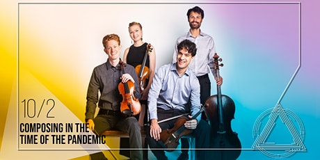 Composing in the time of the Pandemic - The Second Concert tickets