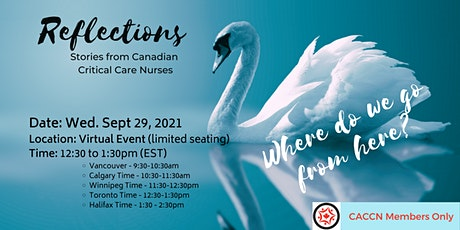 CACCN Reflections: Where do we go from here? tickets