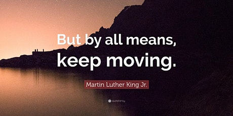 Keep Moving - Leadership Practices for Uncertain Times tickets