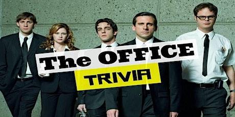 The Office Trivia (live host) via Zoom (EB) tickets