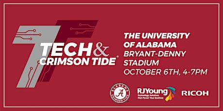RJ Young Tech & Crimson Tide tickets