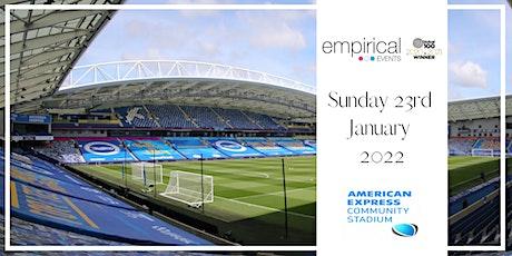 The Empirical Events Wedding Expo @ The Amex Stadium, Brighton tickets