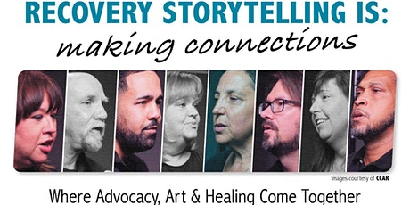 Recovery Storytelling Workshop tickets
