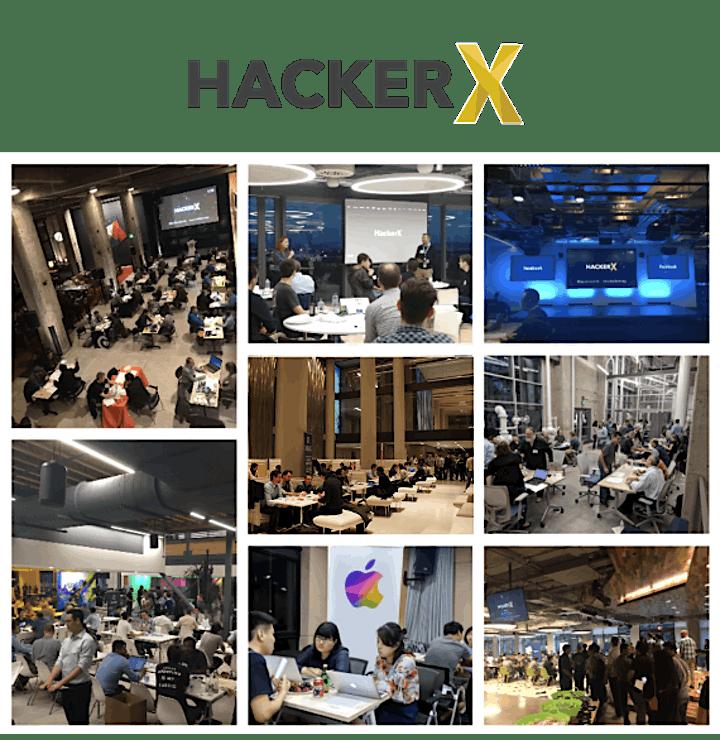 HackerX - Basel (Full-Stack) Employer Ticket - 10-28 (Virtual) image