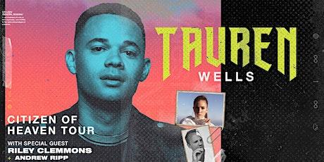 Tauren Wells - Children International Volunteers - Bakersfield, CA tickets