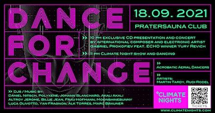 Climate Nights @ Pratersauna Tickets