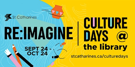 Culture Days 2021: Discover Your Unique Superpower - An Art-Based Workshop tickets