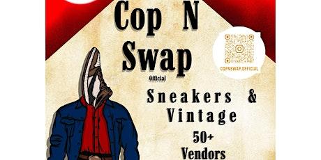 Cop N Swap San Antonio tickets