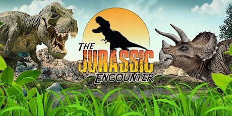 The Jurassic Encounter in Richmond, VA tickets