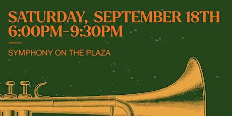 Symphony on the Plaza tickets