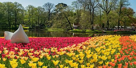 JCC Cultural Arts Trip - Tulip Time: A Netherlands & Belgium River Cruise tickets