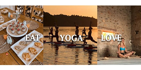 EAT YOGA LOVE weekend retreat | retiro entradas