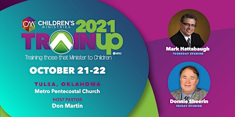 TrainUp(Training Those that Minister to Children) October 21-22, 2021 tickets