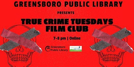 """True Crime Tuesday Film Club- """"Thought Crimes: Case of the Cannibal Cop"""" tickets"""