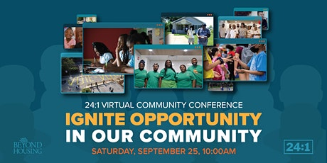 IGNITE OPPORTUNITY IN OUR COMMUNITY tickets