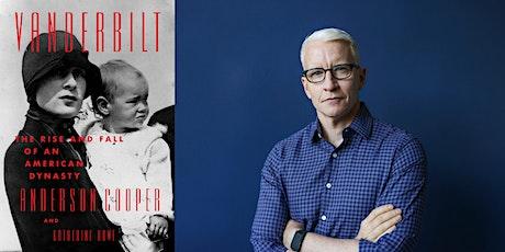 Virtual Event:  Anderson Cooper tickets