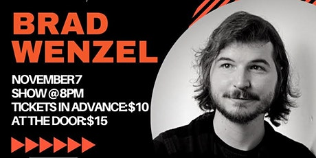 Tomfoolery On Tremont // BRAD WENZEL tickets