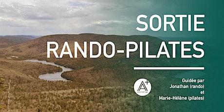 Sortie RANDO-PILATES tickets