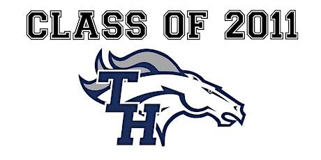 Trabuco Hills High School - Class of 2011 - Ten Year Reunion tickets