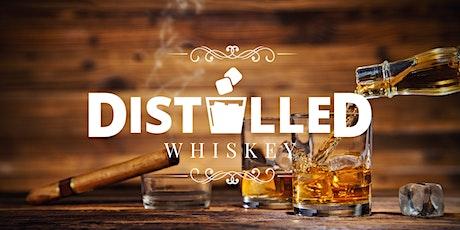 Distilled - Whiskey Tasting tickets