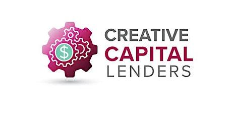 October Training Thursdays - Creative Capital Lenders tickets