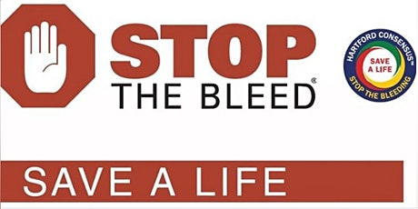 FREE Stop The Bleed Training tickets