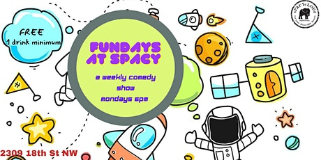 Fundays At Spacy tickets