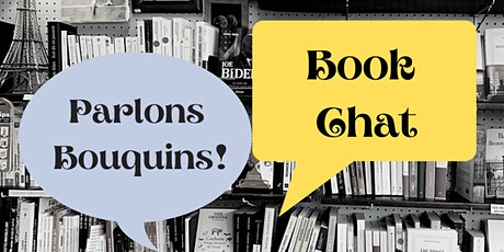 Parlons Bouquins! (Book Chat) - via ZOOM tickets
