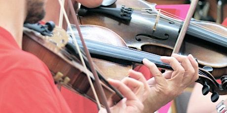 7. Orchester-Workshop für Streichinstrumente, Schlagwerk und Piano tickets