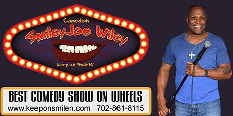 Best Comedy Show on Wheels tickets
